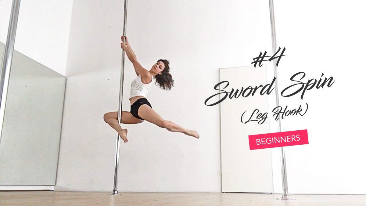 Sword Spin Pole Dance