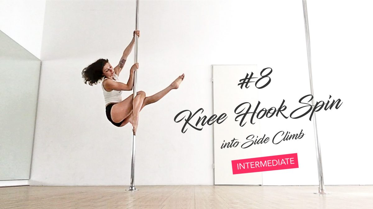 Knee Hook Spin Side Climb Cover Photo